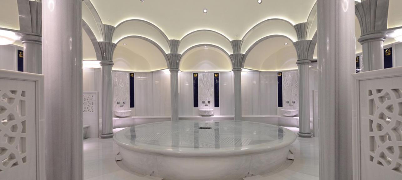 Titiz Granite & Marble - JW Marriott, Spa&Wellness : Ankara
