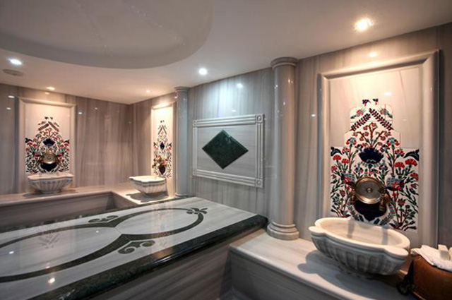 Titiz Granit & Mermer - Story Residence : İstanbul