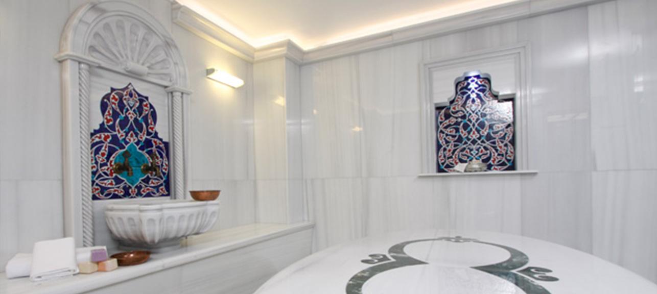 Titiz Granite & Marble - Villa Hammam Florya : İstanbul