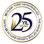 Titiz Granit & Mermer - 25. Yıl Logosu