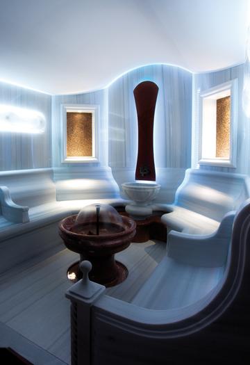 Titiz Granit & Mermer - Buhar Odası