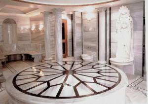 Titiz Granit & Mermer - Savarona Türk Hamamı : Savarona Yatı