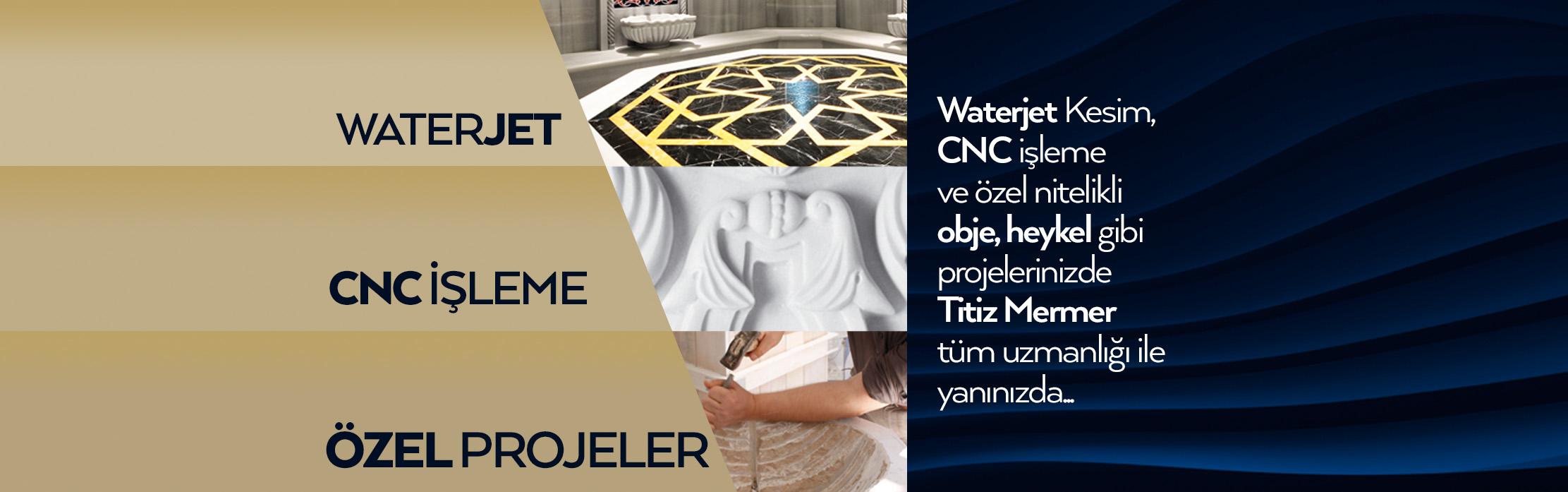Titiz Mermer CNC